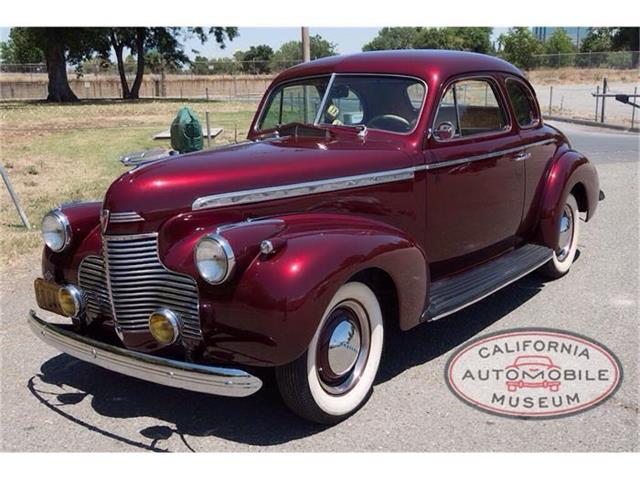 1940 Chevrolet Special Deluxe | 866414
