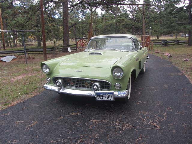 1956 Ford Thunderbird | 866416