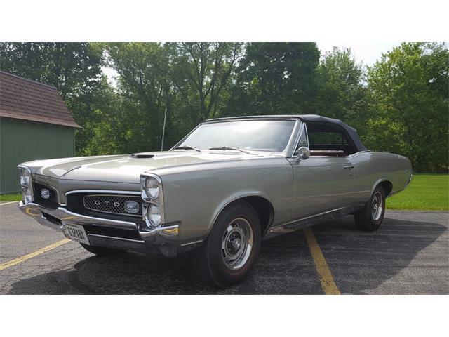 1967 Pontiac GTO | 860642