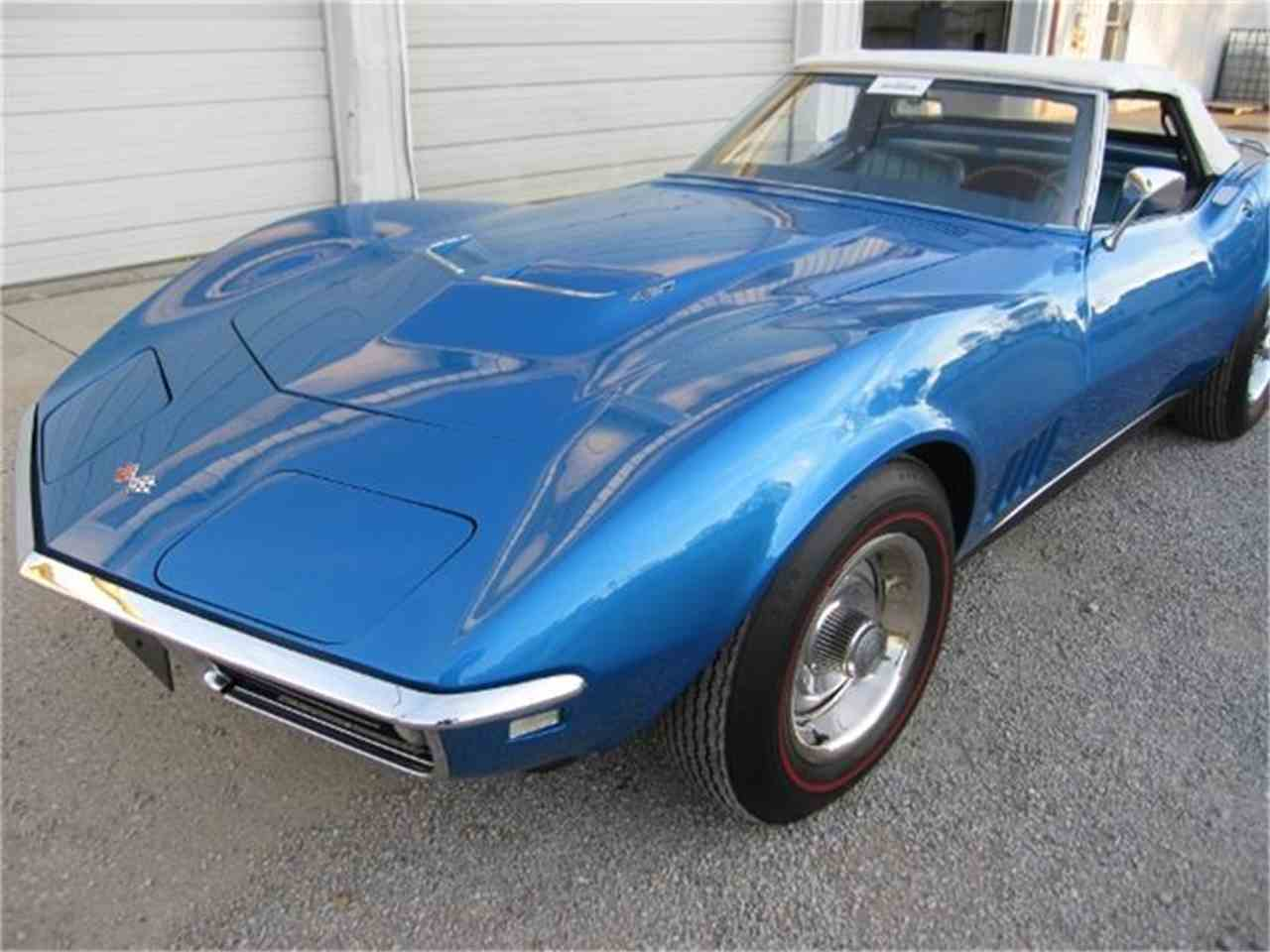 Large Picture of 1968 Chevrolet Corvette - $99,000.00 Offered by Schultheis Garage and Classics, LLC - IG2R