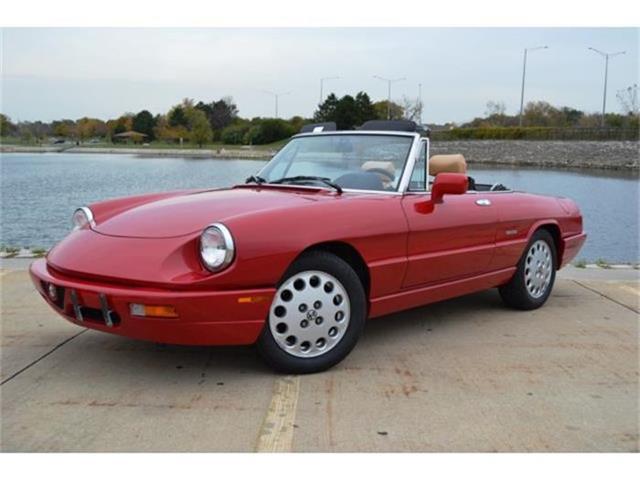 1991 Alfa Romeo Spider | 866434