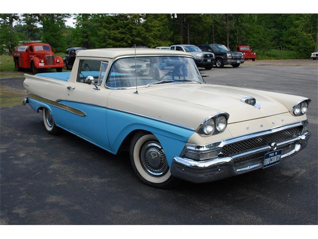 1958 Ford Ranchero | 866436