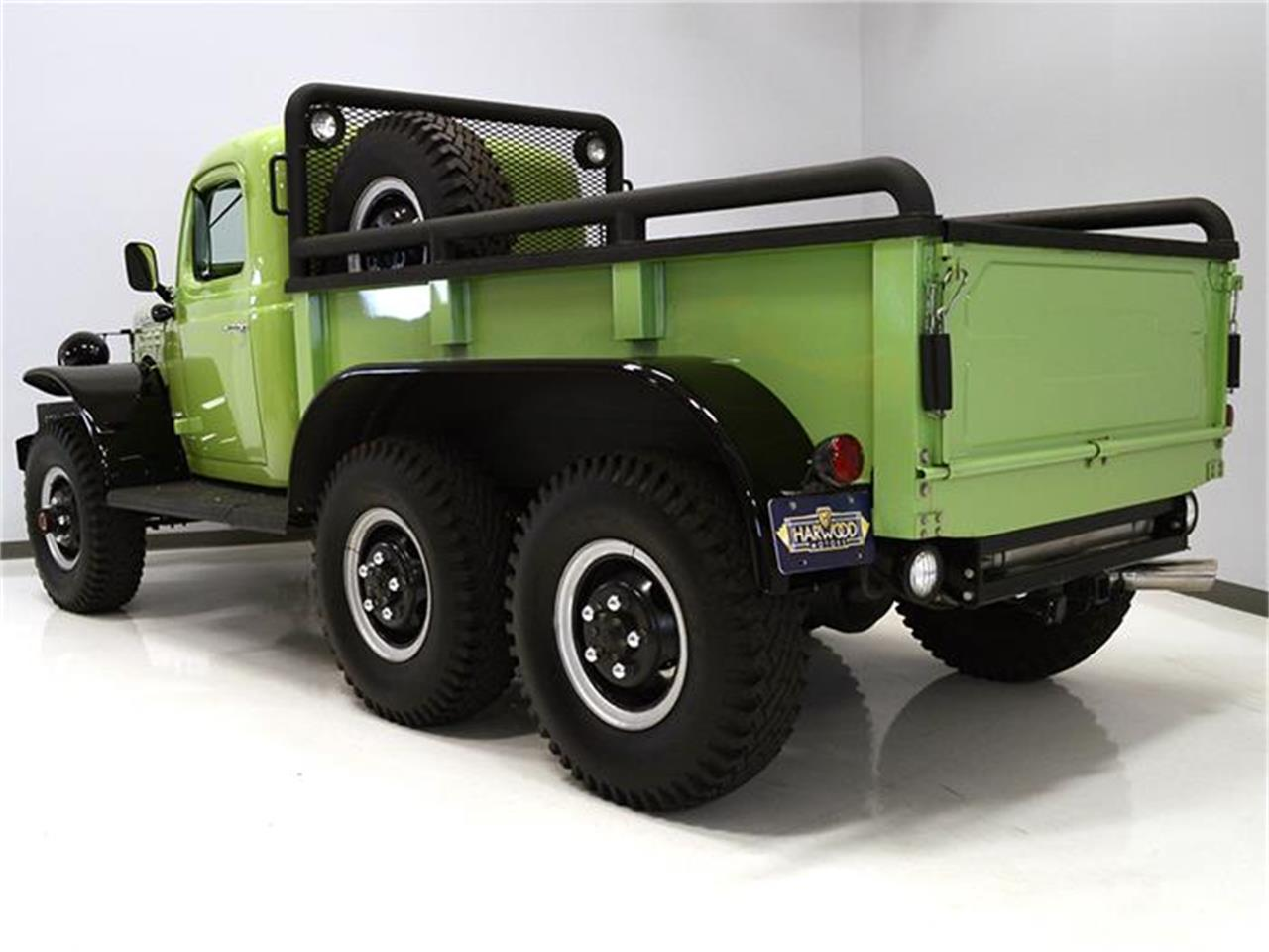 1947 dodge power wagon crew cab for sale autos post for Motorized wagon for sale