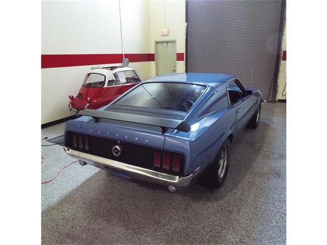 1970 Ford Mustang Boss 302 | 866446