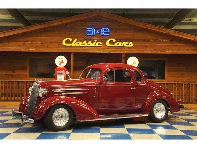 1936 Chevrolet 5-Window Coupe | 866452