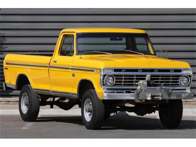 1973 Ford F250 | 866454