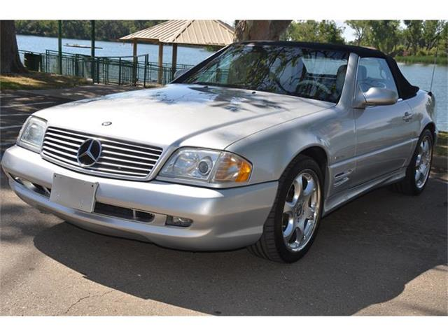 2002 Mercedes-Benz SL500 | 866460