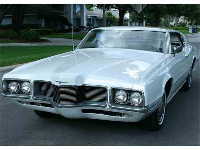 1970 Ford Thunderbird | 866470