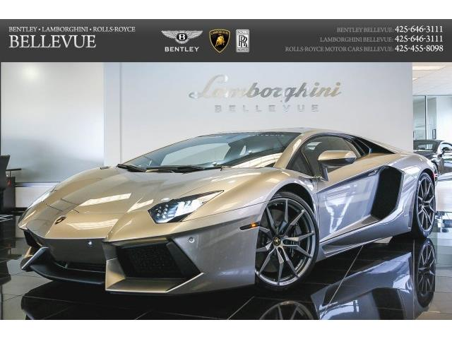 2014 Lamborghini Aventador | 866489