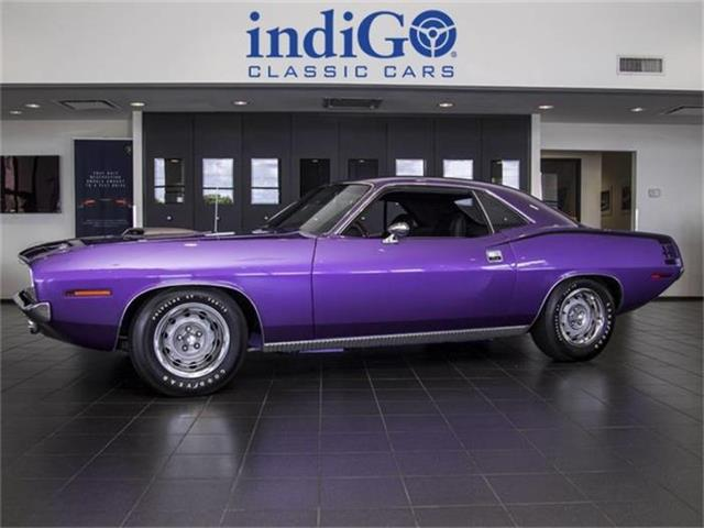 1970 Plymouth Barracuda 440 Six Pack | 866503