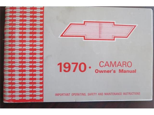 1970 Chevrolet Camaro | 866508