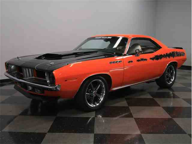 1974 Plymouth Cuda Restomod | 866515