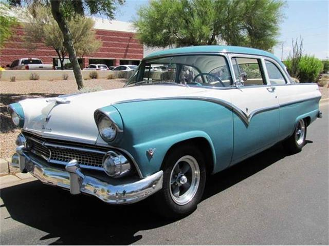 1955 Ford Club Sedan | 866518