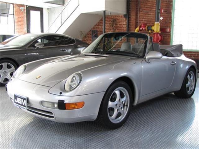 1997 Porsche 911 | 866533