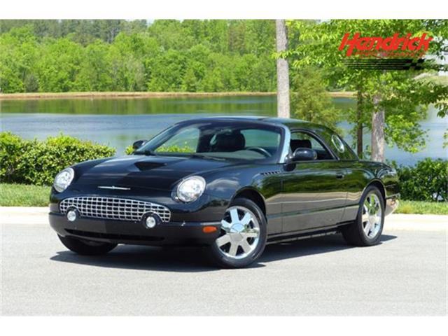 2002 Ford Thunderbird | 866539