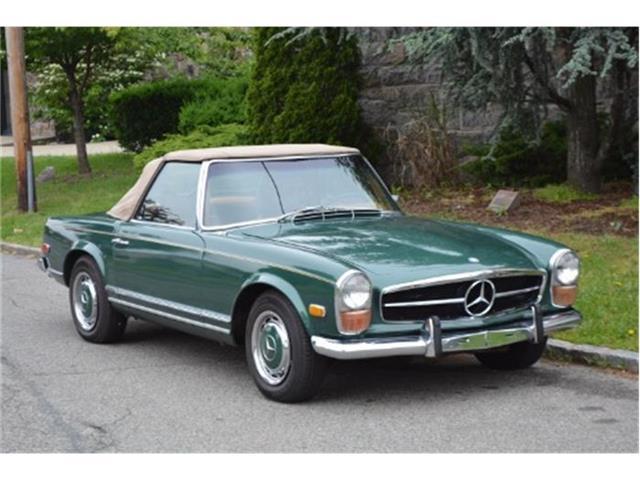 1970 Mercedes-Benz 280SL | 866543