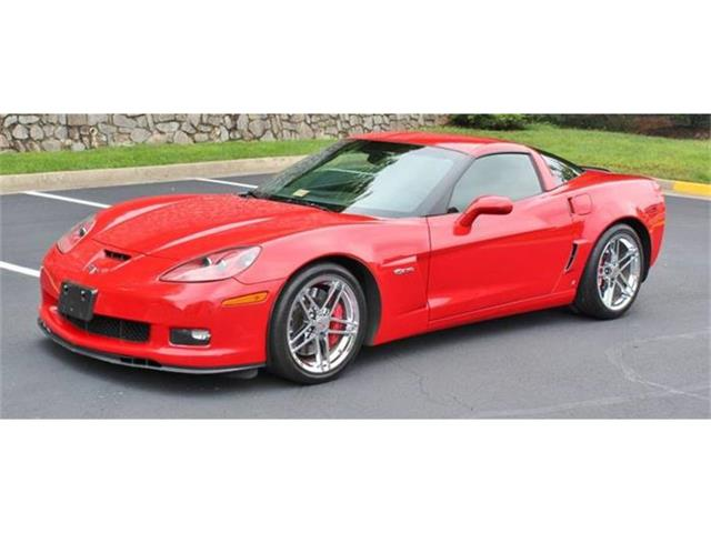 2008 Chevrolet Corvette   866544