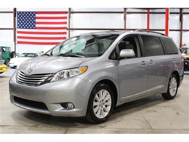 2012 Toyota Sienna | 866548