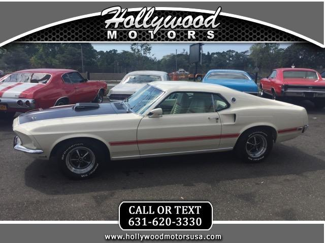 1969 Ford Mustang | 866558