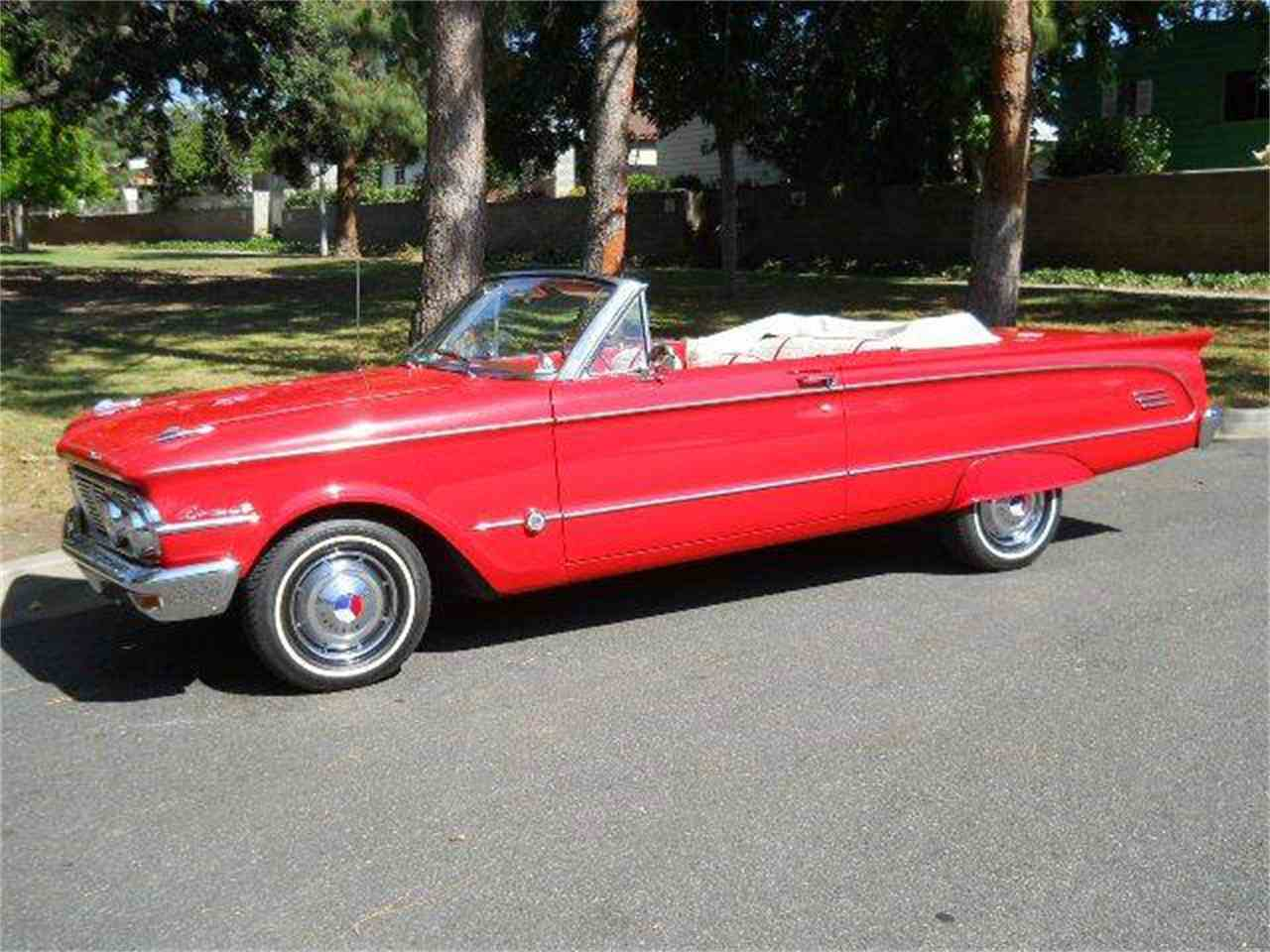 1963 mercury comet for sale cc 866559. Black Bedroom Furniture Sets. Home Design Ideas