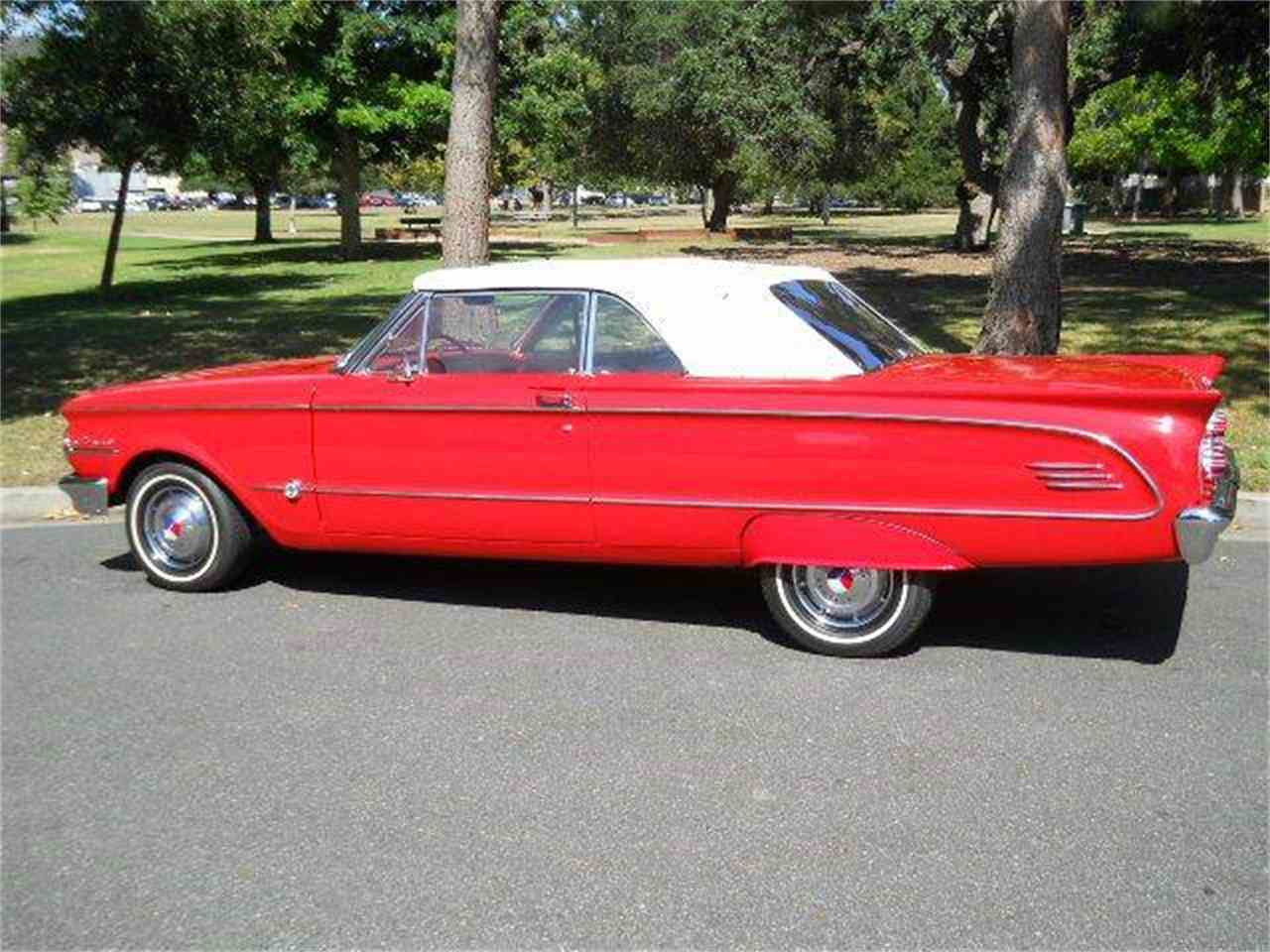 1966 mercury cyclone wiring diagrams 1966 ford bronco 1961 Mercury Comet  1965 Mercury Comet