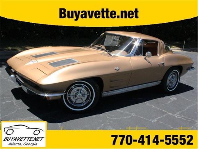 1963 Chevrolet Corvette | 866560