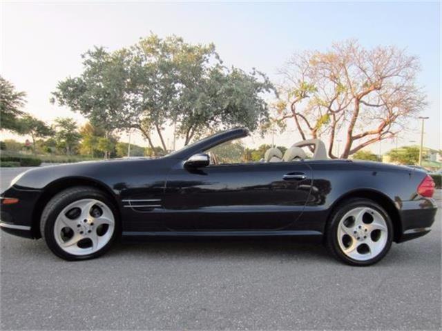 2005 Mercedes-Benz SL500 | 866575