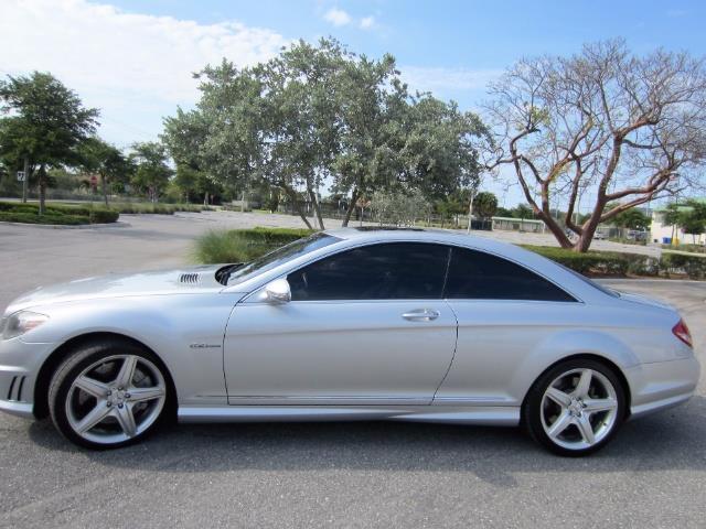 2008 Mercedes-Benz CL63 | 866579