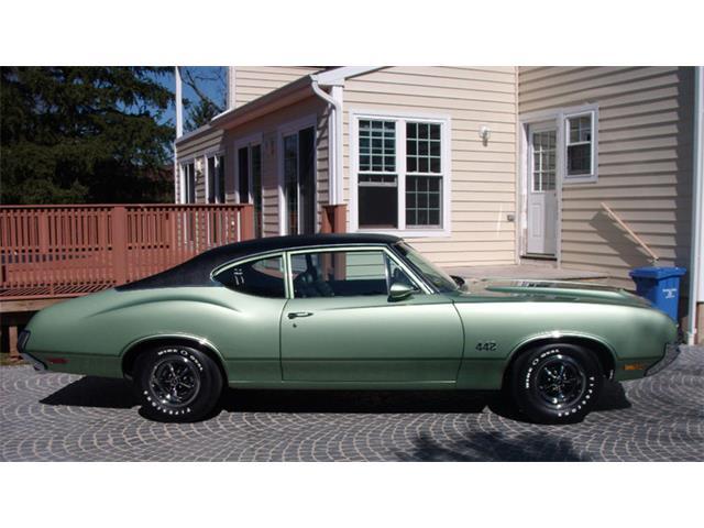 1970 Oldsmobile 442 | 860658