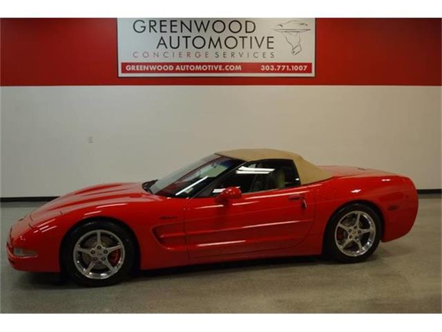 2000 Chevrolet Corvette | 866587