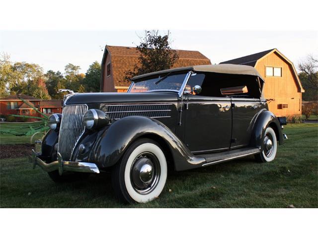1936 Ford Phaeton | 860659