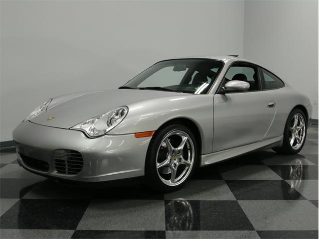 2004 Porsche 911 40th Anniversary Edition | 866600