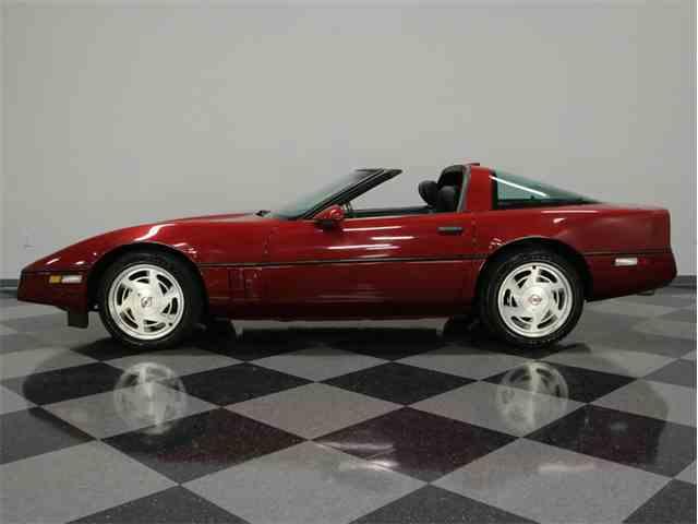 1989 Chevrolet Corvette   866602