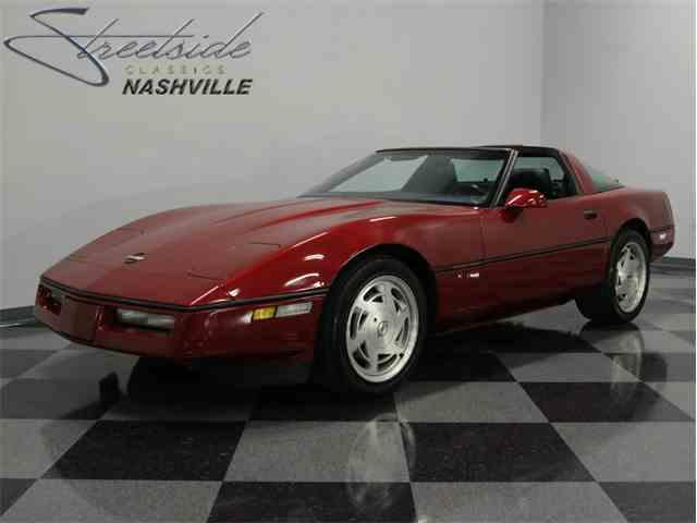 1989 Chevrolet Corvette | 866602