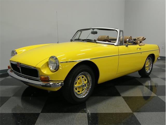 1974 MG MGB | 866603