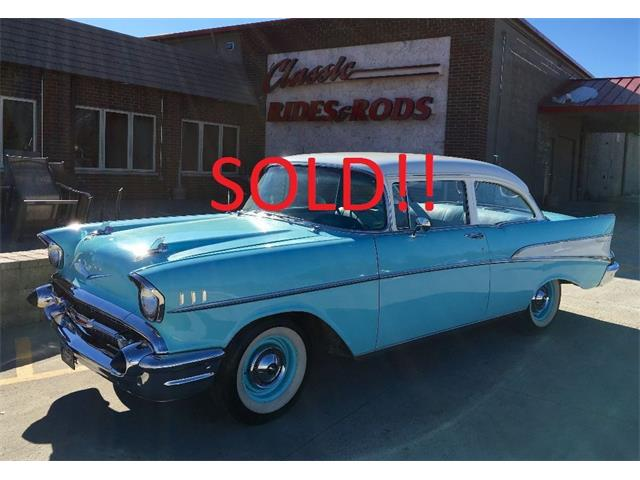 1957 Chevrolet 210 | 866605