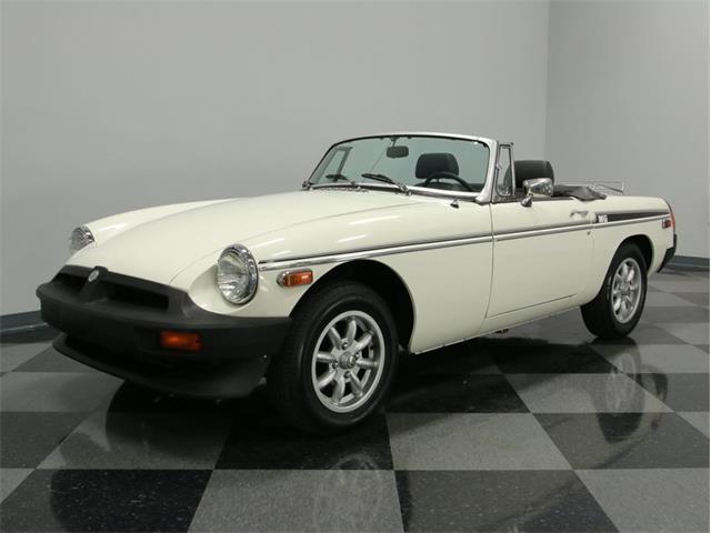 1980 MG MGB | 866606