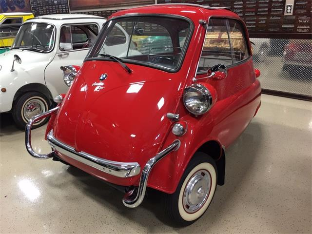 1957 BMW ISETTA SUN ROOF | 866610