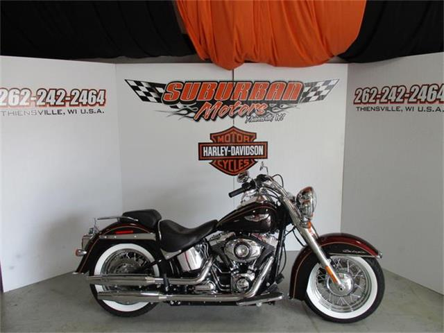 2015 Harley-Davidson® FLSTN - Softail® Deluxe   866623
