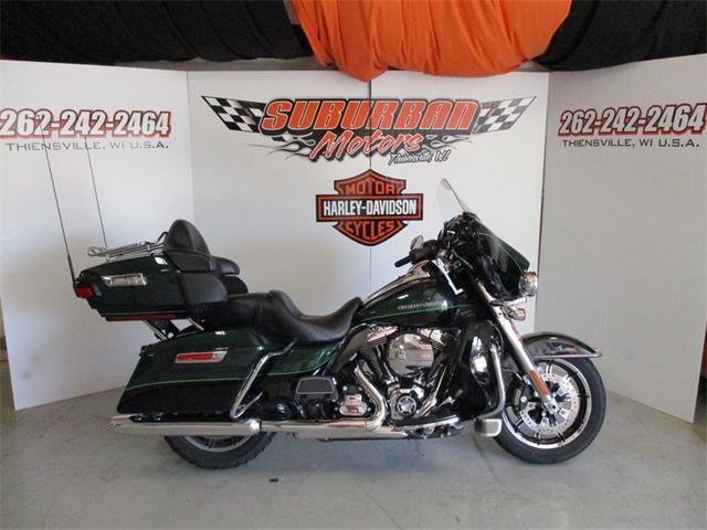 2015 Harley-Davidson® FLHTK - Ultra Limited | 866629