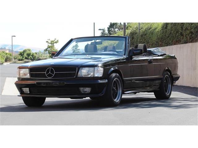 1984 Mercedes-Benz 500SEC | 866639