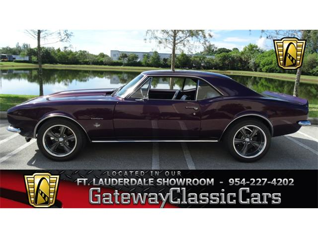 1967 Chevrolet Camaro | 866648