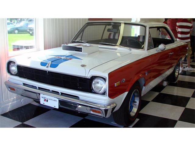 1969 AMC Hurst SC/Rambler | 860665
