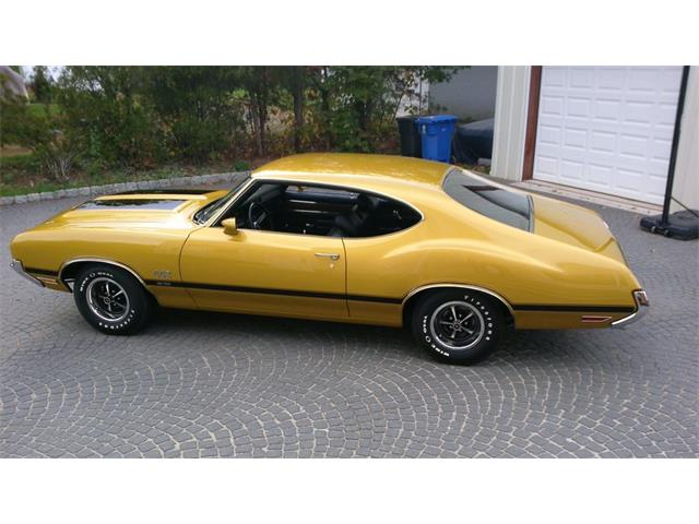 1972 Oldsmobile 442 | 860666