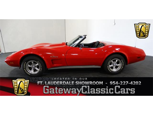 1975 Chevrolet Corvette | 866662