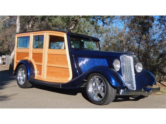 1934 Ford Woody Wagon | 860667
