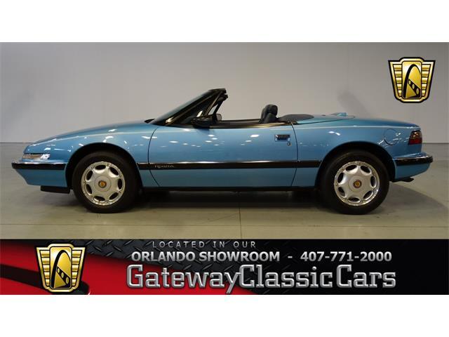 1991 Buick Reatta   866677