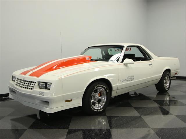 1983 Chevrolet El Camino SS | 866681