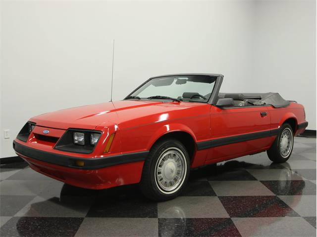1986 Ford Mustang | 866690