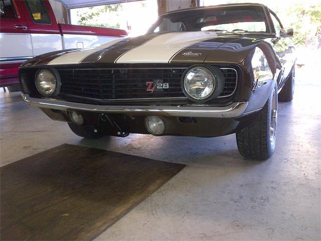 1969 Chevrolet Camaro Z28 | 866694